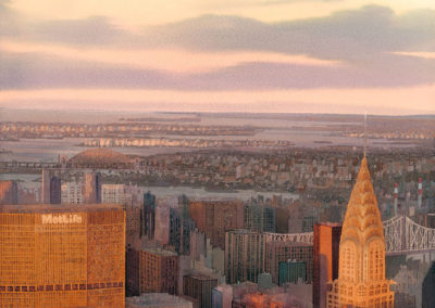 Distant Horizon, Manhattan