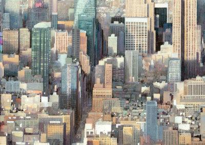Gridlock, Manhattan