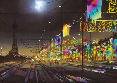 Illuminations, Blackpool