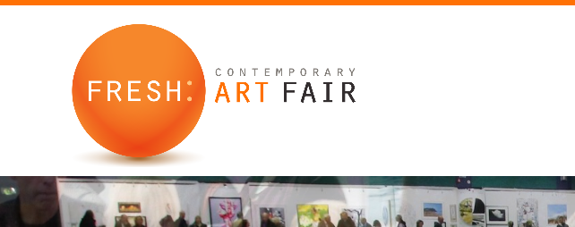 Fresh Contemporary Art Fair, Cheltenham. 2020