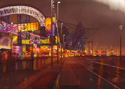 The Rollercoaster, Blackpool